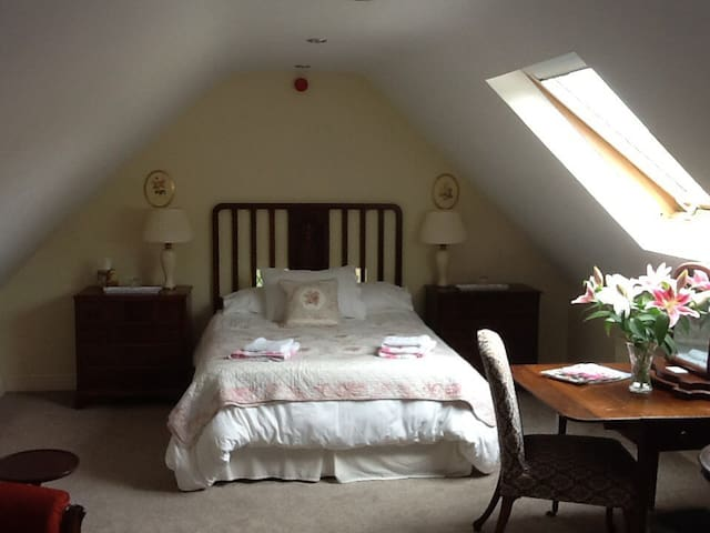 Cottage lake view room - Mohill - Bed & Breakfast