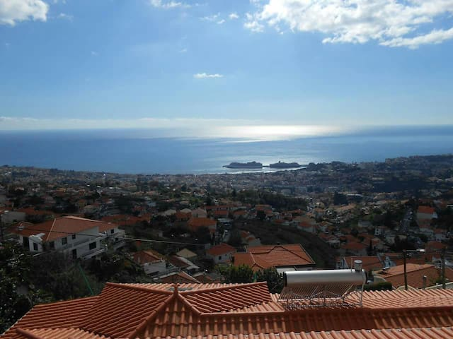 Stunning views, Quiet, Private family house