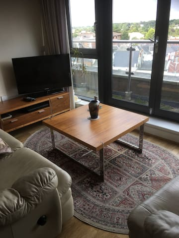 Modern Town Centre Apartment Bournemouth