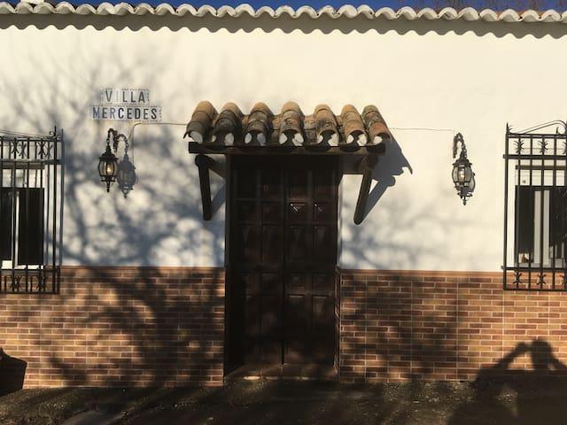 Villa Mercedes - Hornachuelos - Rumah