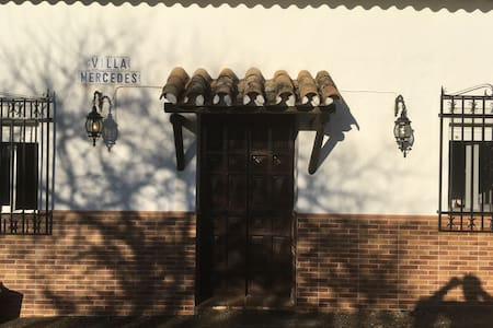 Villa Mercedes - 奥尔纳丘埃洛斯 (Hornachuelos) - 独立屋