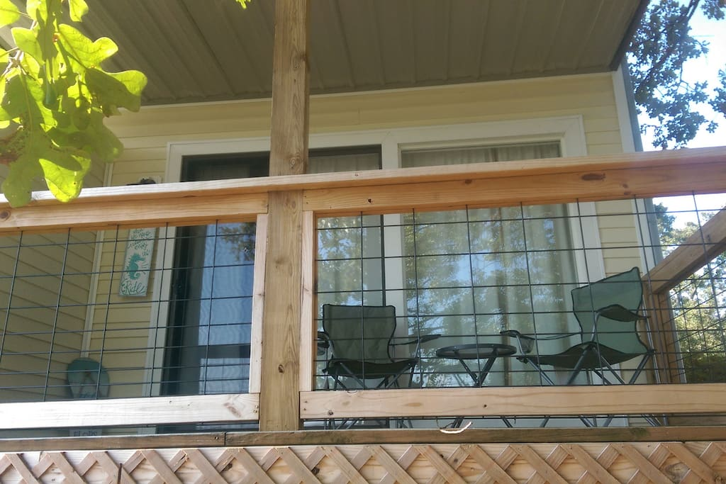 Private deck, beautiful view of Beaver lake located adjacent to Prairie Creek State Park/Marina/Swim/campground, Private off street boat parking available, out door area with fire pit and basketball goal and more.