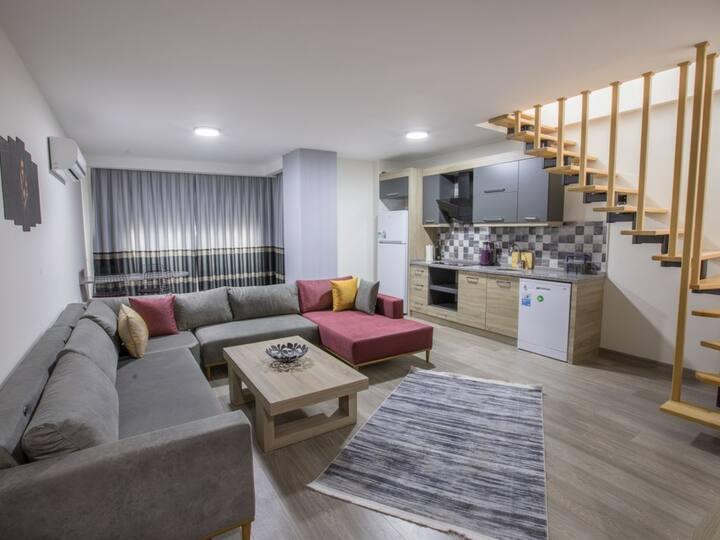 Elanis Suites Hotel - Dublex Apart