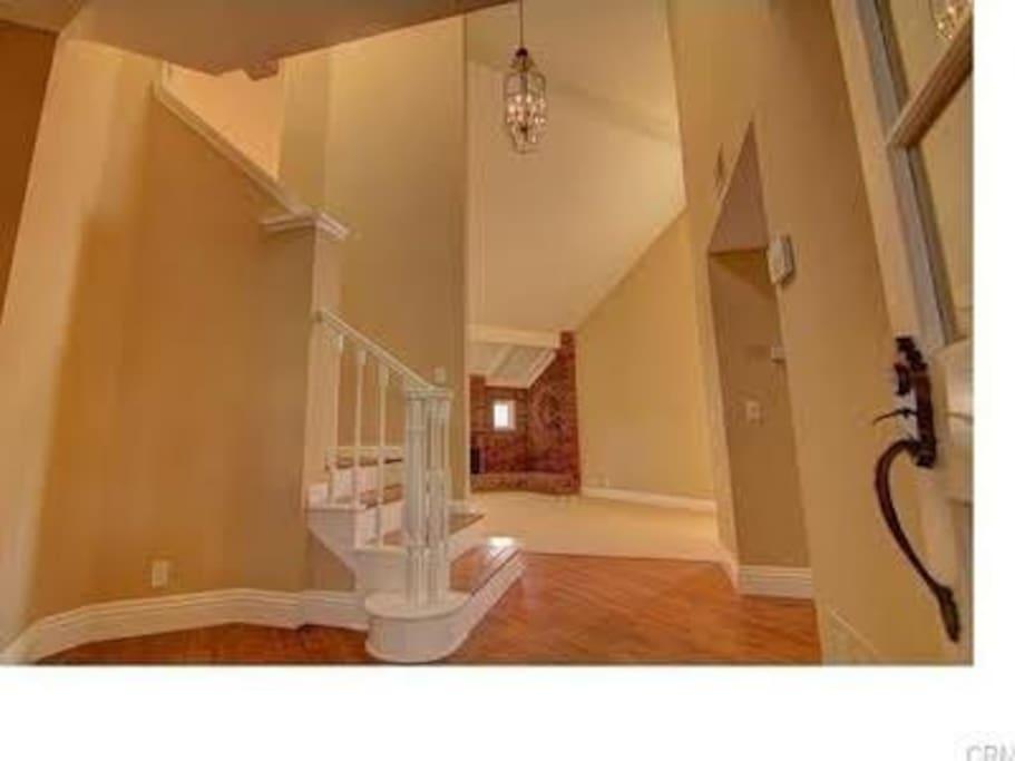 Entrance, foyer
