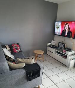 Appartement T2 de 45 m carré proche aéroport CDG