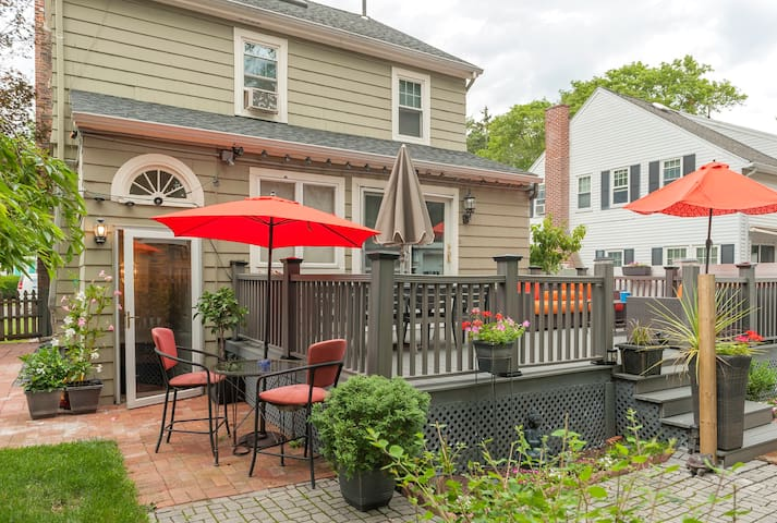 Studio Near Tufts and Harvard - Medford - House