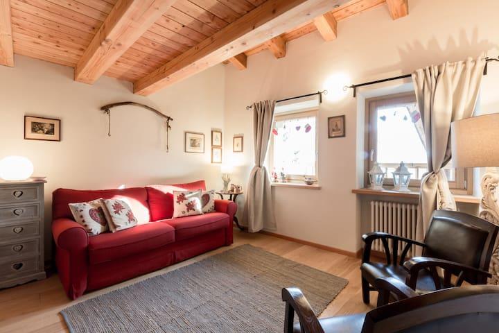 """Maison """"Coeur de la Vallèe"""" - Morgex - Dům"""