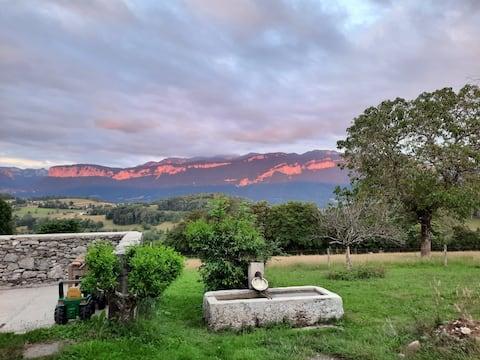 Maison au calme en Chartreuse