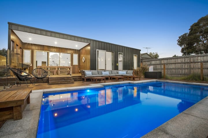 Moonah Beachside Retreat