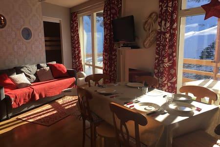 Bel appartement vue panoramique - Bagnères-de-Bigorre la mongie