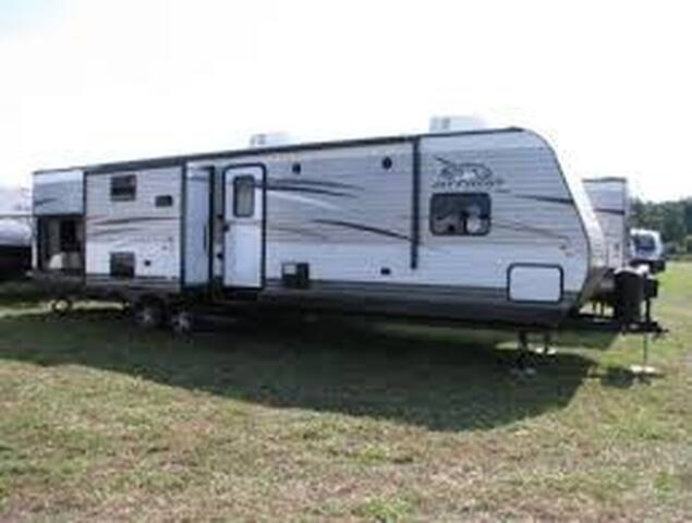 Vacation on wheels that you can bring with you!!!