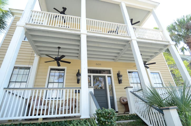 Historic home in the heart of Downtown Beaufort