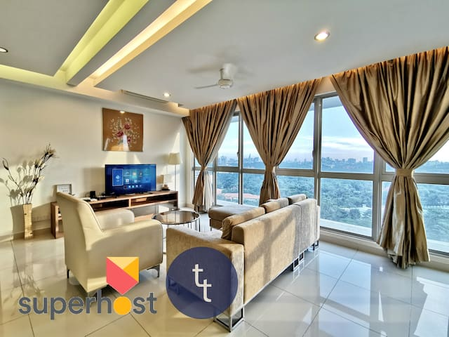 【Sanitized】Sunset✦Modern✦Family 2br suites✦Pool