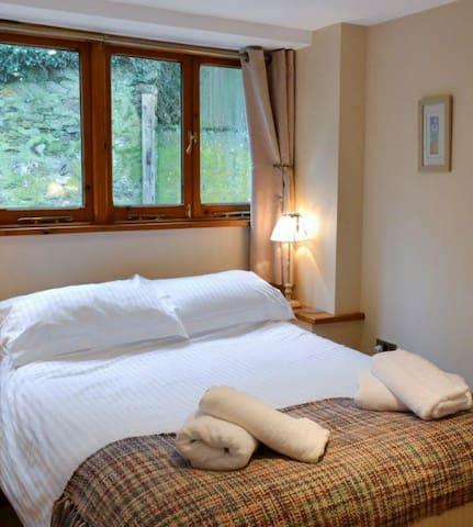 Bedroom 1 double.