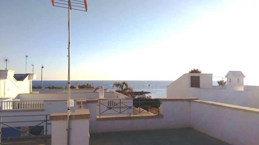 Punta Pizzo Studios a pochi metri dal mare