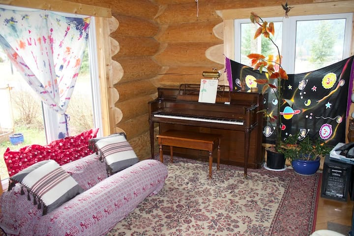 Blue Heron Cabin - Slocan - Ev