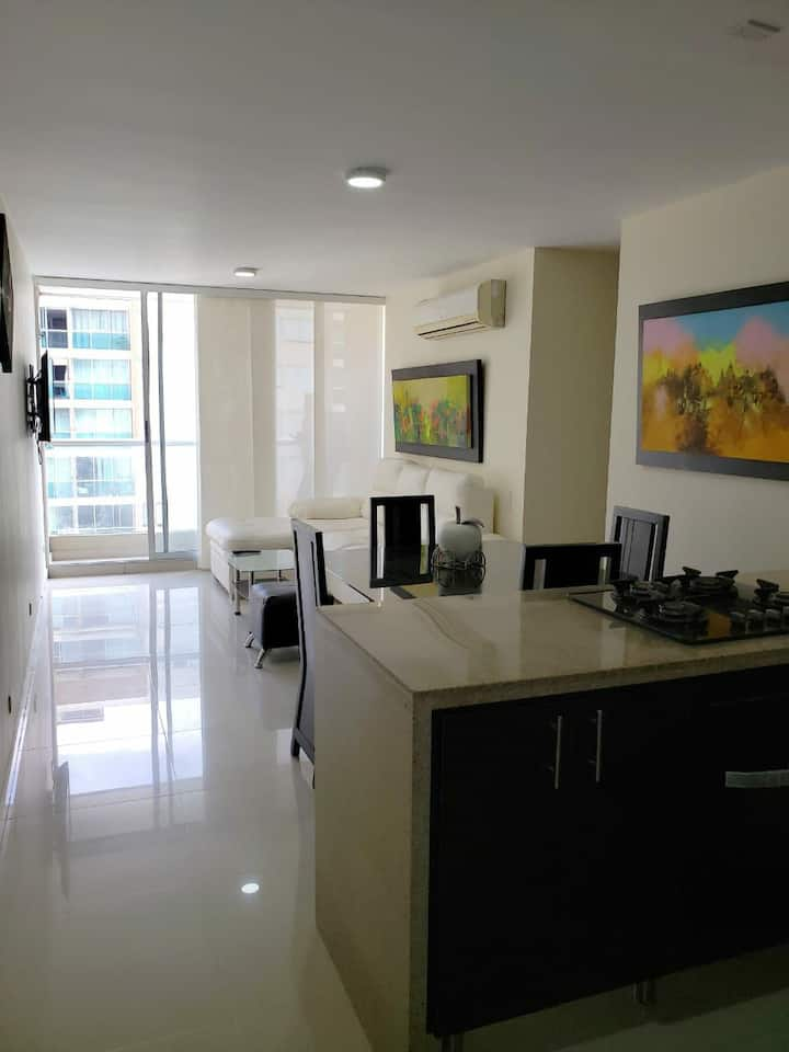 EXCELLENT LOCATION, NORTH OF BARRANQUILLA,