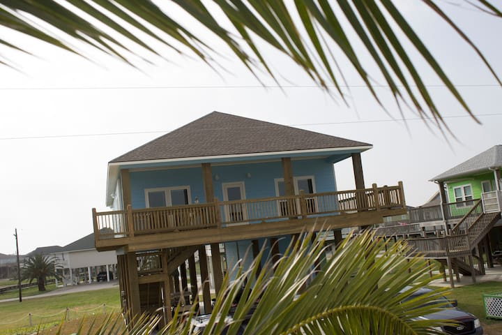 Redfish Retreat *close to the beach
