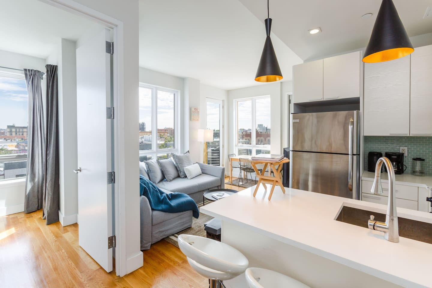 Trendy Brooklyn Apartment in the Heart of Bushwick - Apartments for ...