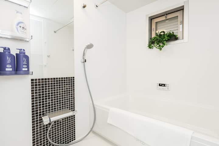 (#18-2)Luxury Room in Shinsakae-machi district
