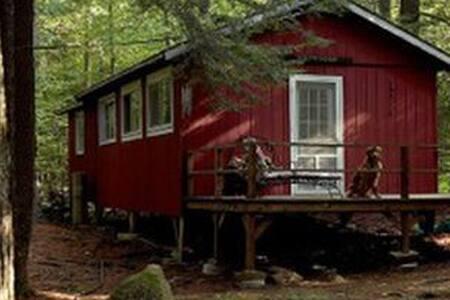 Cabin Life in Maine - Маунт Вернон - Бунгало