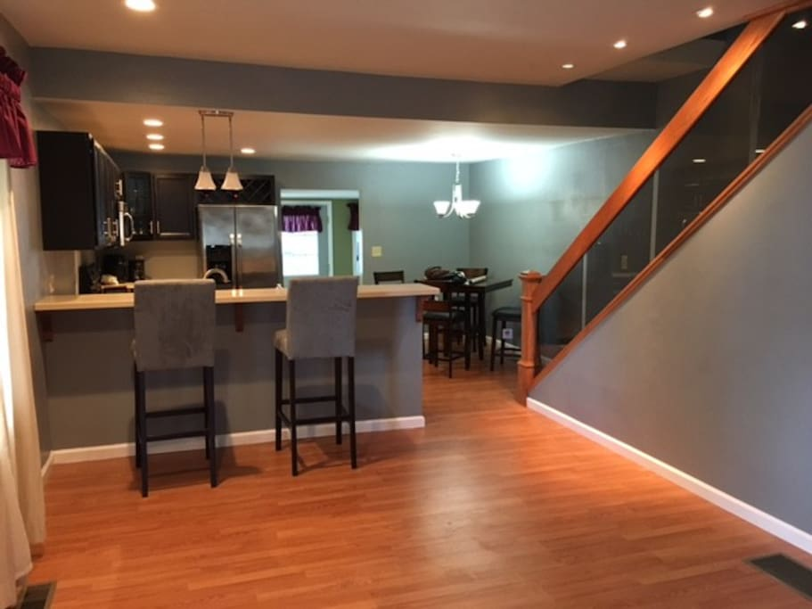 Classic Updated Home In Newark Houses For Rent In Newark