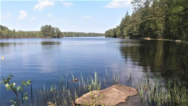 Cottage close to lake