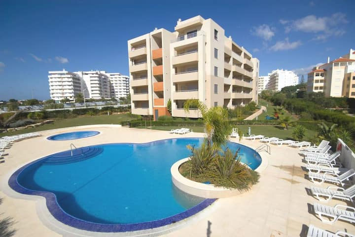 T1 Apartment - Areias da Rocha B- 6m walk to beach