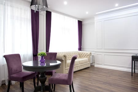 Luxury apartment in historical center of Odessa