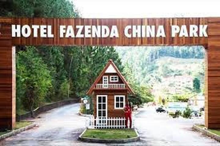 HOTEL CHINA PARK - Março 2020