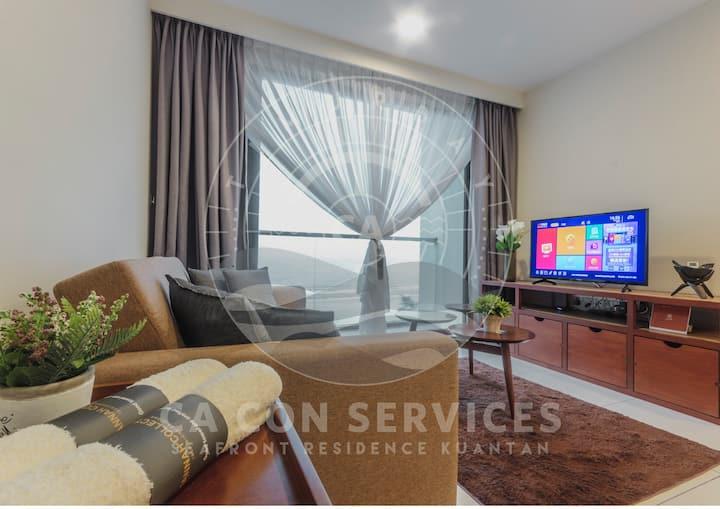 TimurBay @ Seaview 2 Bedroom B3A By CA CON
