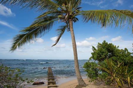 Bali Style Oahu Hawaii Beach House - 怀阿卢阿(Waialua) - 独立屋