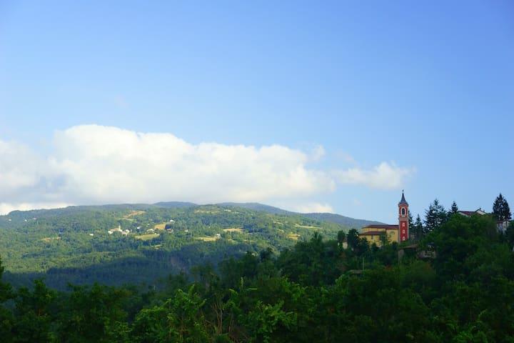 Le camere di Stefano - San Benedetto Val di Sambro