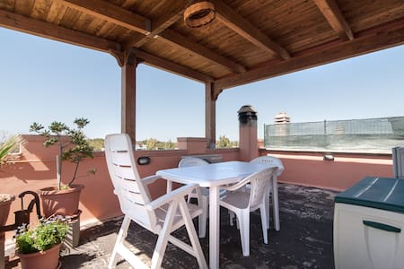 Wonderful villa in S.Cataldo-Lecce - San Cataldo - Wohnung