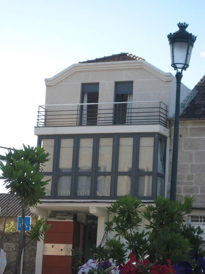 Casa en Mondariz. Balneario y golf
