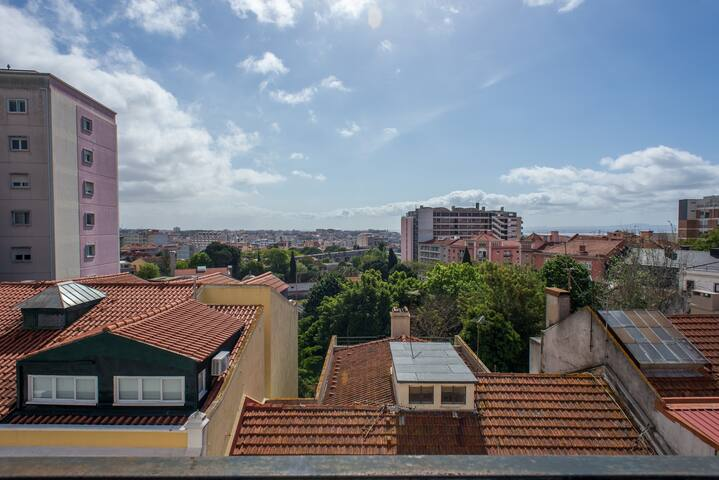 Amoreiras Belvedere - Lisboa - Byt