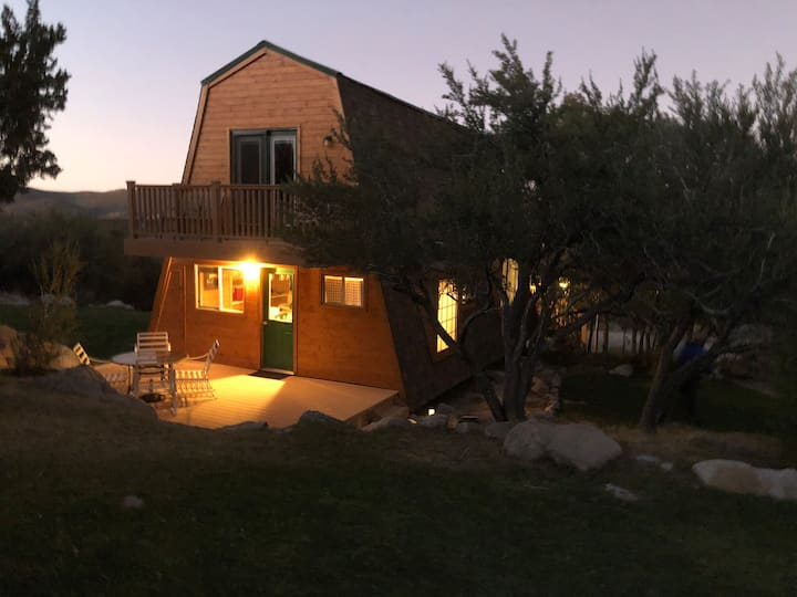 Secluded Cozy Cabin, Pine Valley UT Goggins Glend