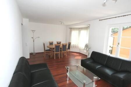 Zentral gelegene Wohnung / central located flat - Zug