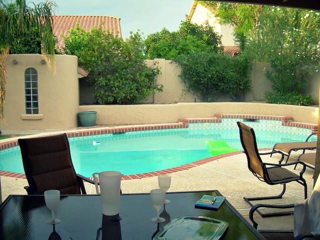 Scottsdale Tranquility - 2300 sq ft. Rancher