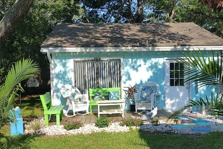 "Its a ""Sweet Little Cottage On Oak Island"""