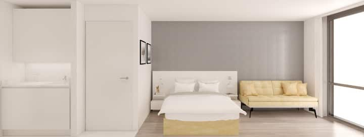 Standard Studio Apartment - Sleeps 2