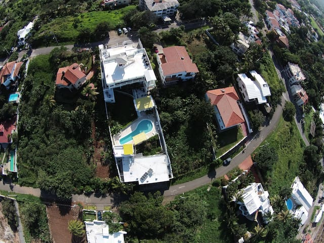 seahorse condos - Puerto Plata Costambar - Apto. en complejo residencial