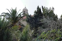 L'église de Sotta