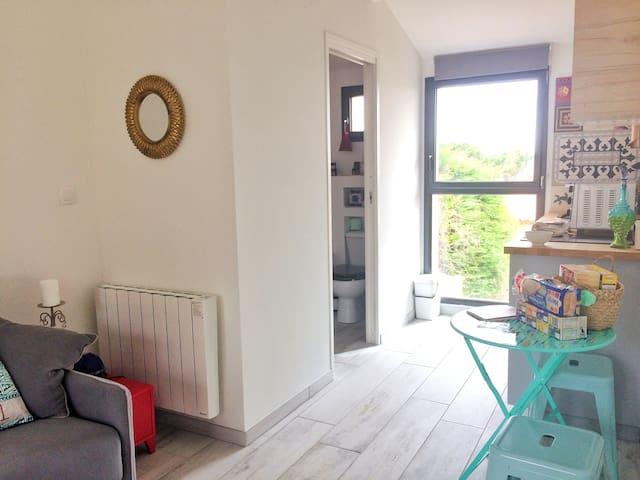 Studio de charme sur la Côte Bleue, en Provence