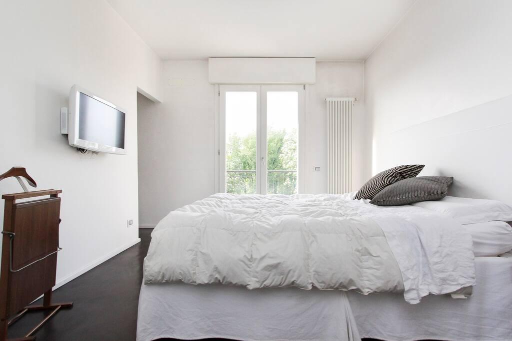 Attico design in centro storico appartamenti in affitto for Appartamenti in affitto treviso non arredati