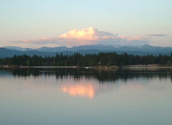 Breathtaking mountain cabin