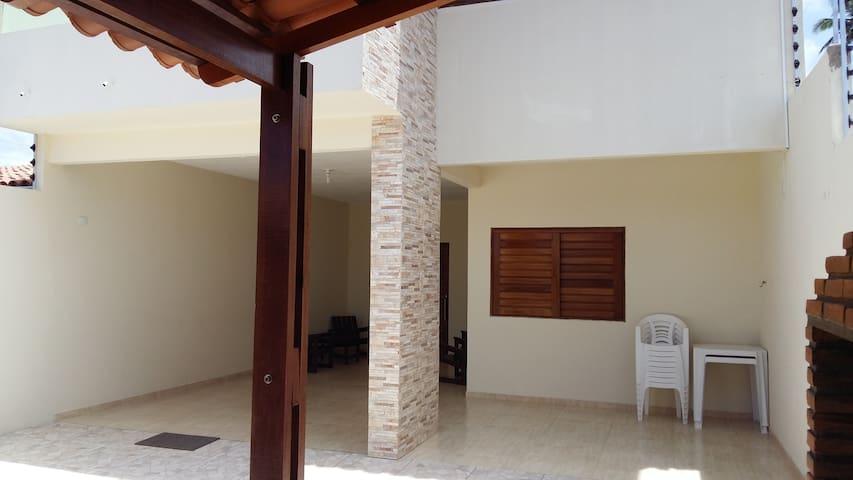 House in Sao Miguel dos Milagres