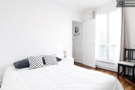 Charming Flat Latin Quarter - Paris - Lägenhet
