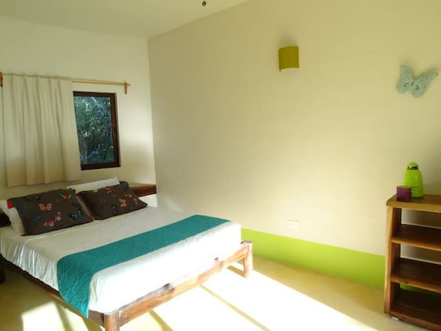 Pool + Cenote: Room Verde - Chemuyil - 별장/타운하우스