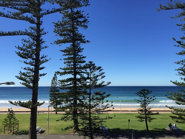 Absolute beachfront in Manly! - Manly - Wohnung